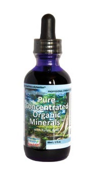 Concentrated Organic Minerals (Drops)