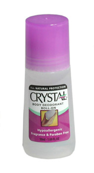 Roll On Crystal Deodorant