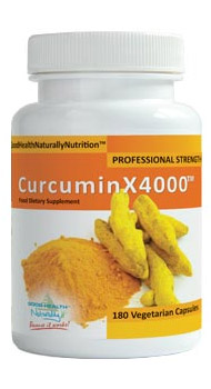 CurcuminX4000 Supplement