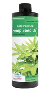 Oil of Hemp Seed