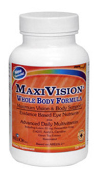 Maxivision Nutrient Supplement