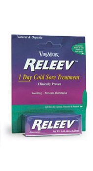Releev - 1 Day Cold Sore Treatment