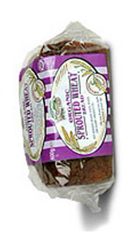 Plain Sprouted Wheat Bread